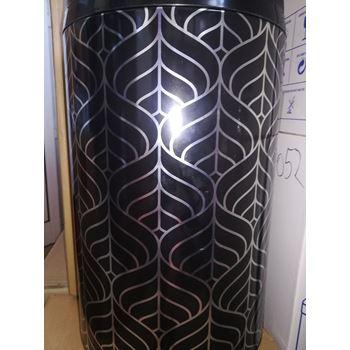 Slika za 19000043606 DE-LUXE STALAK ZA KISOBRANE ART DECO 2 BLACK