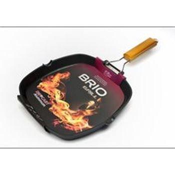 Slika za 104207 brio grill tiganj 26*26