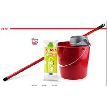 Slika za B330 SET MOP PVC+PAMUK 12l