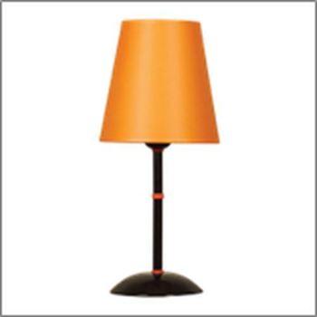 Slika za 224631 STOLNA LAMPA TWIST ORANGE FI200, E27
