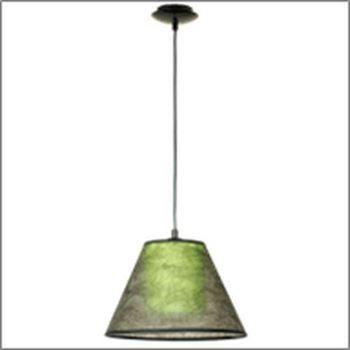 Slika za 229815 LUSTER DIOR CONE GREEN, E27