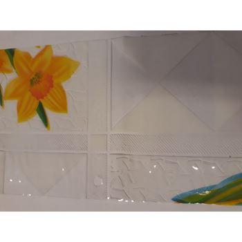 Slika za MUSEMA LALE-NARCISI 1,4*20M PVC 0,30MM